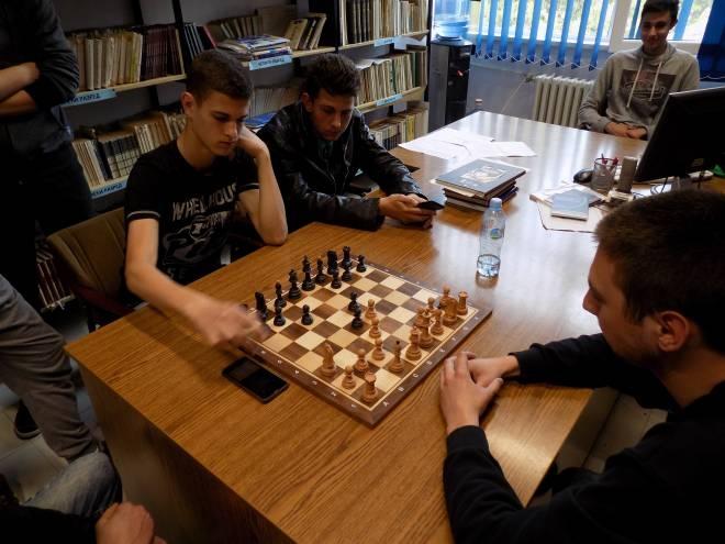 Турнир у шаху