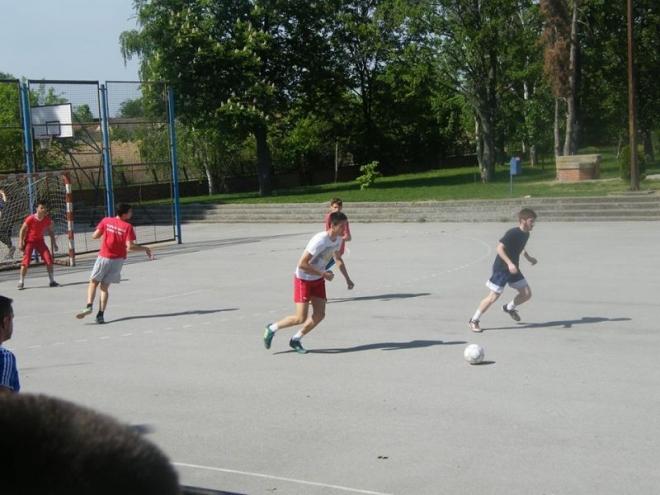 Турнир у фудбалу