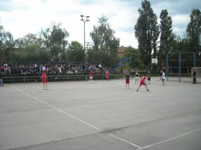 Турнир у малом фудбалу