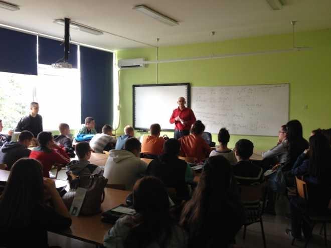 Презентација Техникум Таурунум факултета