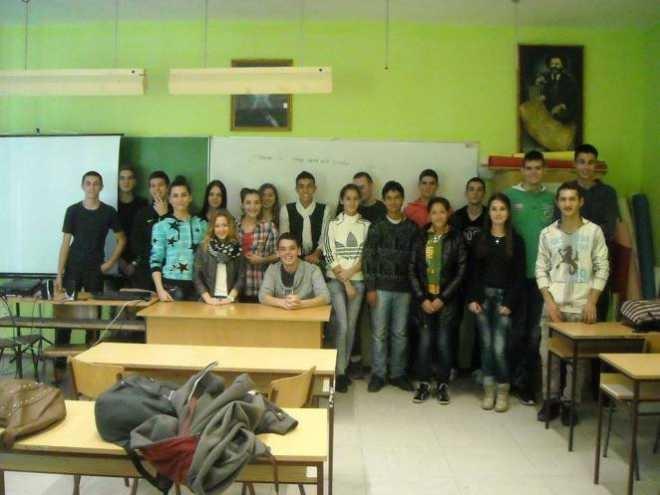 Ученички парламент