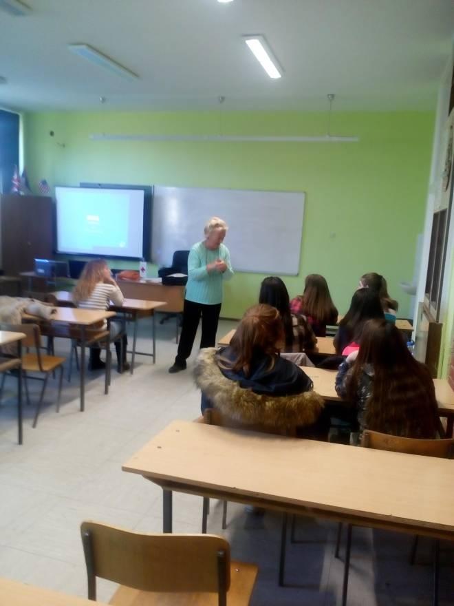 Обука едукатора за Црвени Крст