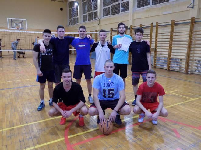 Турнир у кошарци
