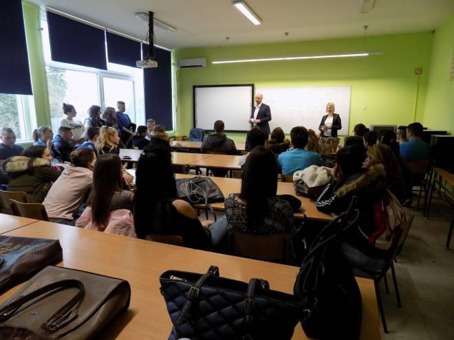 Презентација Високе пословне школе струковних студија