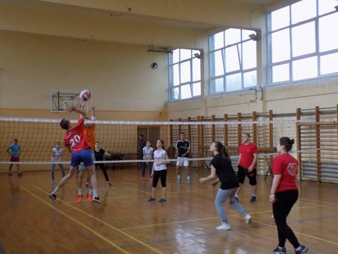 Турнир у одбојци